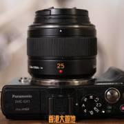 Panasonic GX1 無反 + Leica 25mm f/1.4 定焦
