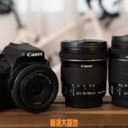 Canon EOS 100D 雙鏡 kit set + EF-s 10-18
